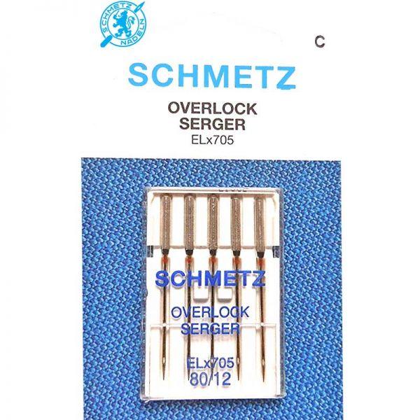 Schmetz Overlocknadel ELx705 CF