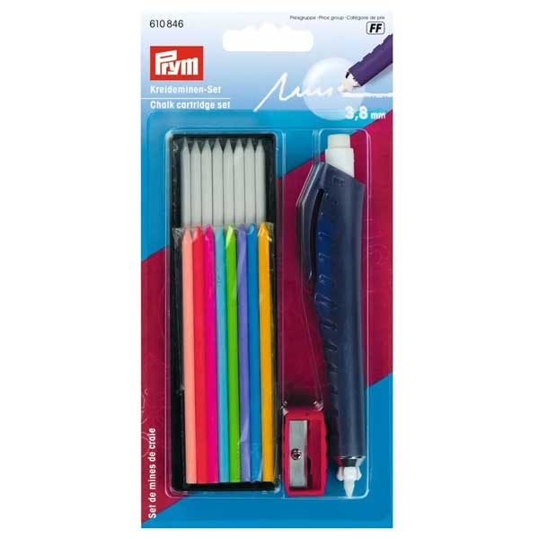 Prym Kreideminen Set 3.8mm