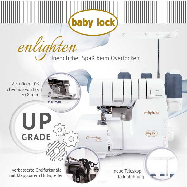 Babylock Enlighten Overlock