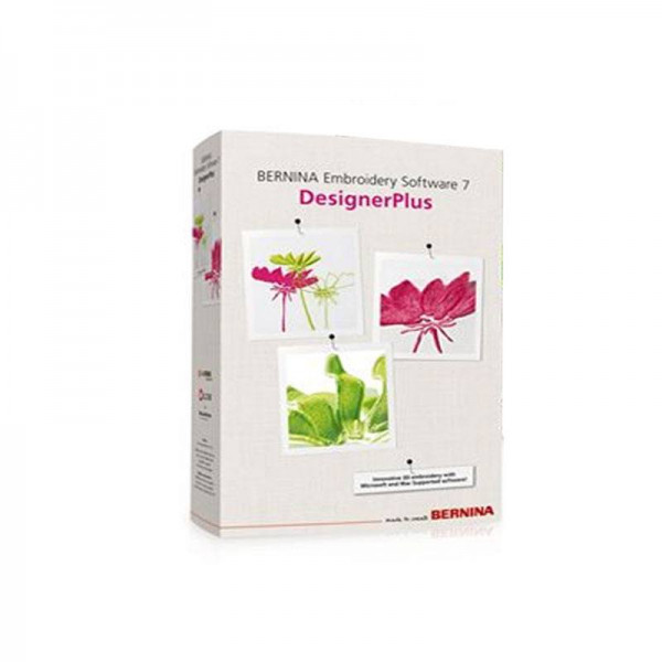 Bernina Sticksoftware Designer Plus V7