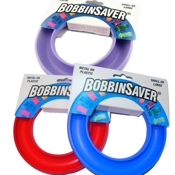 """anneau pour canettes """"Bobbin Saver"""""""