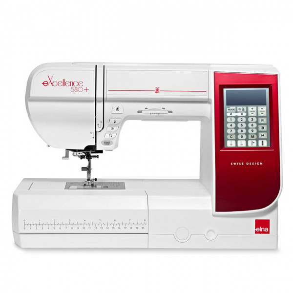 Elna-eXcellence-580 Plus-Naehmaschine