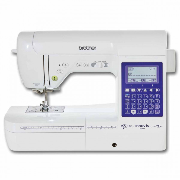 Brother Innovis F460 Naehmaschine