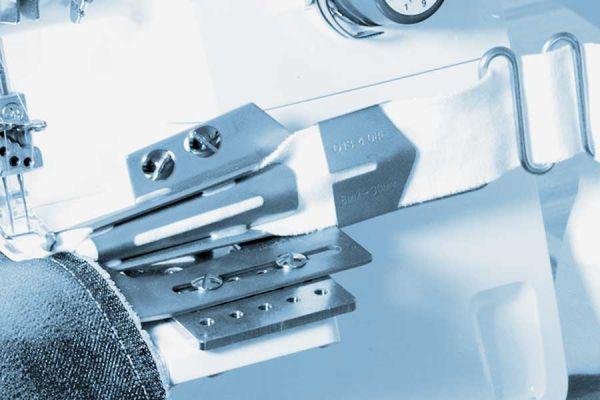 Doppelfaltschrägbinder für Juki MO1800 MO1500