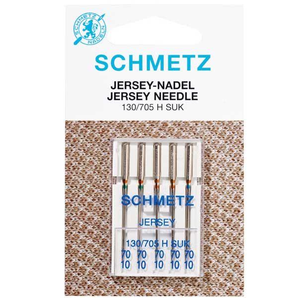 Schmetz Jersey SUK 70er, 5er