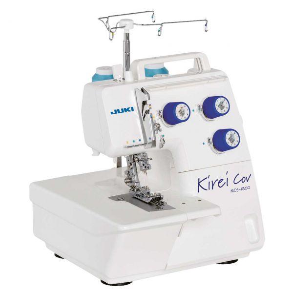 Juki Kirei Coverstich MCS 1800