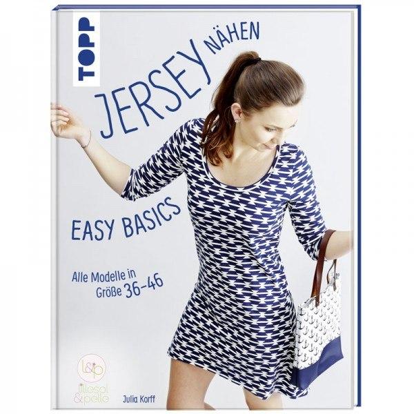 Jersey naehen easy basics Nähbuch