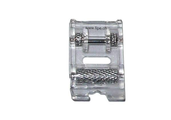 Rollenfuss, für 7mm Nähmaschinen
