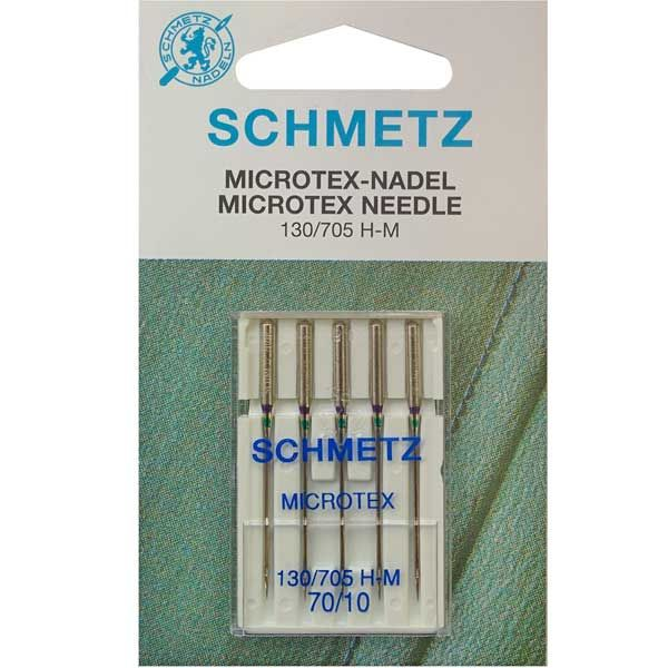 Schmetz Nähmaschinen Nadel Microtex