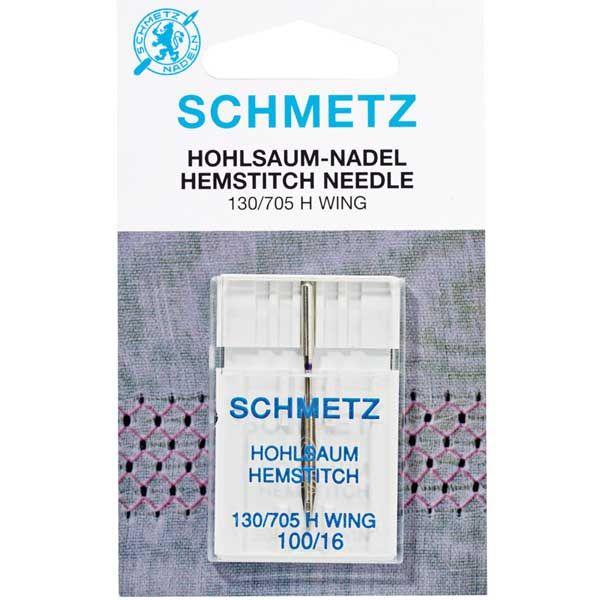 Schmetz Hemstitch aiguille Wing
