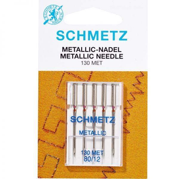 Schmetz Metallic-Stick Nadel 80er