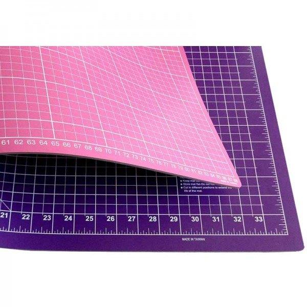 Schneidematte Pink-Lila 60x45cm