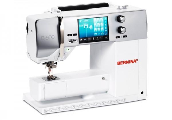 Bernina-560 Naehmaschine und Stickmaschine