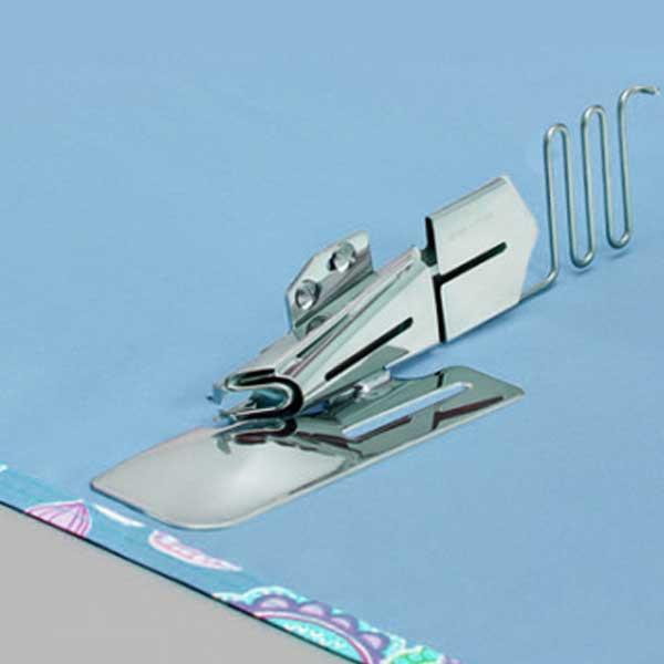 Babylock-Einzelfaltschrägbinder-Führungsrechen 15mm