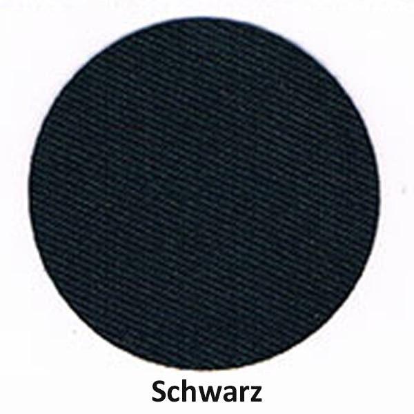 Abzeichen Aufnäherstoff Schwarz