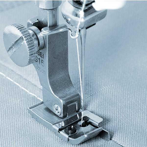 Juki Kurvenfuss mit Federführung 1.5mm TL-Schnellnäher