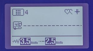 Brother-F420_Bildschirm