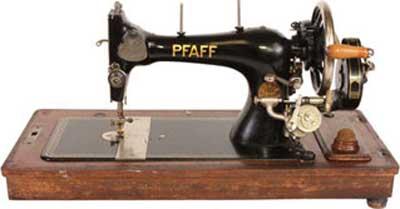 Pfaff-Naehmaschine
