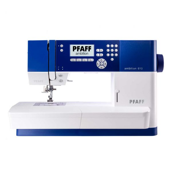 Pfaff Ambition 610 machine a coudre