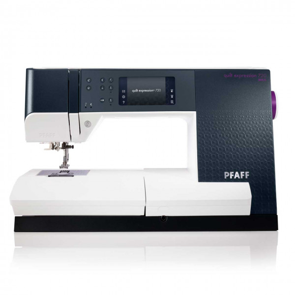 Pfaff machine à coudre Quilt expression 720