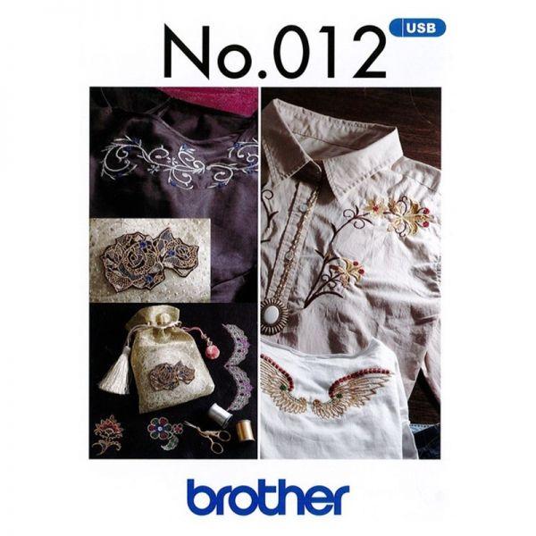 Brother motifs décoratifs - USB 012